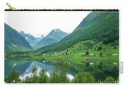 Balestrand Lake Village Carry-all Pouch