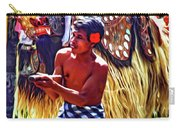 Bali Barong And Kris Dance  - Paint Carry-all Pouch