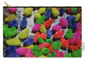 Bali Coloured Chicks Carry-all Pouch