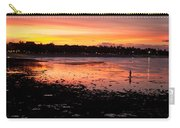 Bali Fisherman Sunset Carry-all Pouch