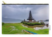 Bali Lake Temple Carry-all Pouch