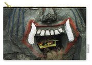 Bali Mask Carry-all Pouch