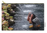 Bali Temple Fountain Cleansing Carry-all Pouch