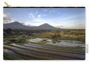 Bali Terrace Rice Field Carry-all Pouch