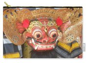 Balinese Barong Carry-all Pouch