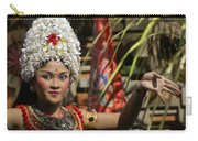 Balinese Beauty Carry-all Pouch