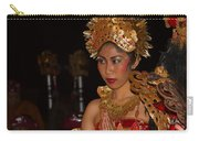 Balinese Dancer Carry-all Pouch
