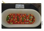 Balinese Flower Bath Carry-all Pouch