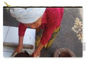Balinese Lady Sifting Coffee Carry-all Pouch