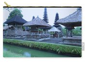 Balinese Temple By The Water Carry-all Pouch