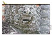 Balinese Temple Guardian Carry-all Pouch