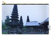 Balinese Temple On Side Carry-all Pouch