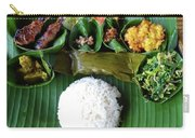 Balinese Traditional Lunch Carry-all Pouch