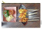 Balinese Traditional Satay Carry-all Pouch
