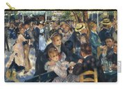 Ball At The Moulin De La Galette 1876 Carry-all Pouch