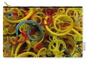 Ball Of Chihuly Glass Carry-all Pouch