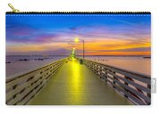 Ballast Point Sunrise - Tampa, Florida Carry-all Pouch