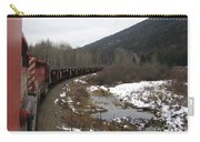 Ballast Train Carry-all Pouch