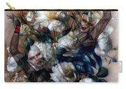 Ballerina Bouquet Carry-all Pouch