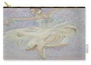 Ballerina Dancer Carry-all Pouch