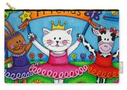 Ballerina Friends Carry-all Pouch