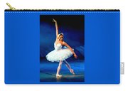Ballerina On Stage L B Carry-all Pouch