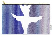 Ballerina Silhouette Swan Lake Carry-all Pouch