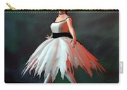 Ballet Dancer Carry-all Pouch