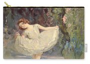 Ballet Carry-all Pouch by Septimus Edwin Scott