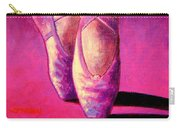 Ballet Shoes  II Carry-all Pouch