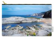 Ballintoy Harbour, Co Antrim, Ireland Carry-all Pouch