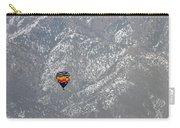 Ballon Verses Mountain Carry-all Pouch