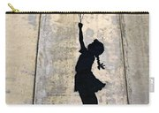 Ballons Girl Carry-all Pouch