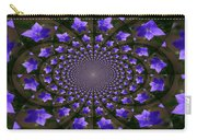 Balloon Flower Kaleidoscope Carry-all Pouch