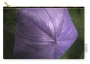 Balloon Flower Carry-all Pouch