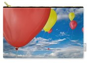 Balloon Launch Carry-all Pouch