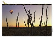 Ballooning At Sunset Carry-all Pouch