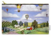 Ballooning In The Country One Carry-all Pouch