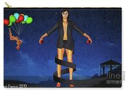 Balloons And Surrealism Carry-all Pouch