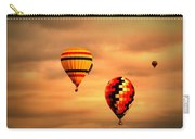 Balloons In The Morning Carry-all Pouch