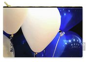 Balloons Of Blue And White Carry-all Pouch