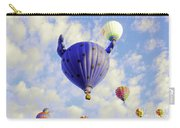 Balloons Overhead Carry-all Pouch