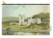 Balmoral Castle, Scotland Carry-all Pouch