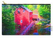 Balmoral Grist Mill Museum Carry-all Pouch