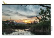 Balmorhea Sunset Carry-all Pouch