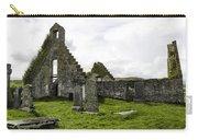 Balnakeil Church Carry-all Pouch