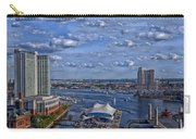 Baltimore Maryland Inner Harbor Carry-all Pouch