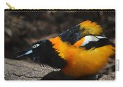 Baltimore  Oriole 2 Carry-all Pouch
