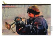 Baltimore Street Musician Carry-all Pouch