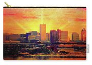 Baltimore Sunrise Carry-all Pouch
